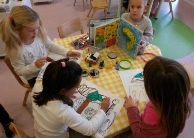 Humanitarna izložba dječjih radova