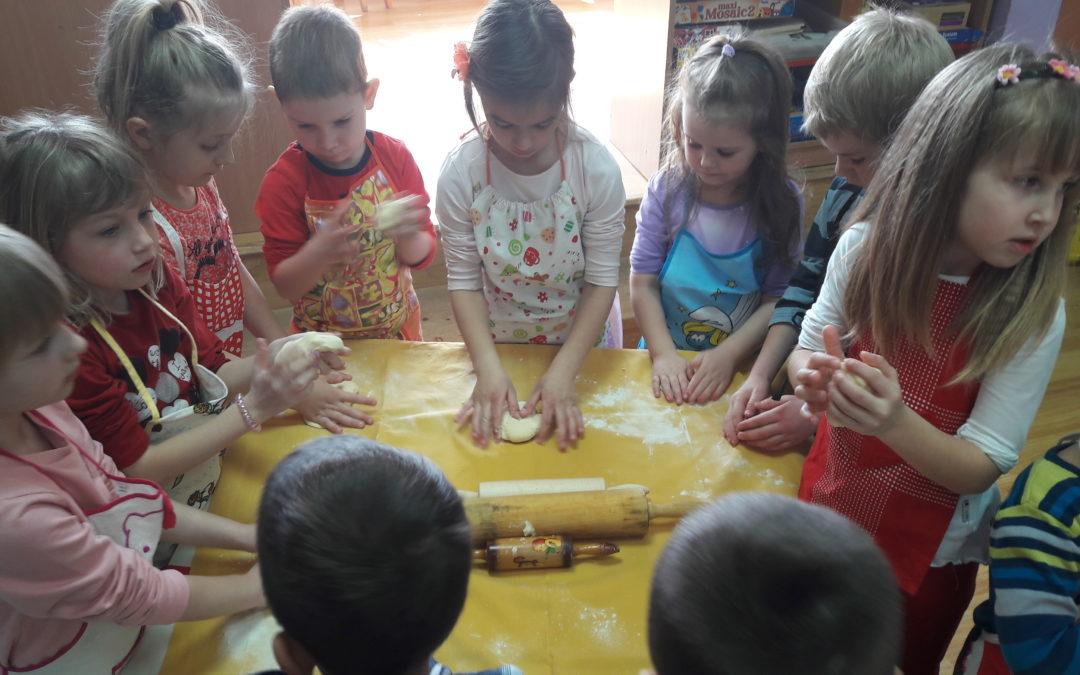 Druženje pekara s djecom