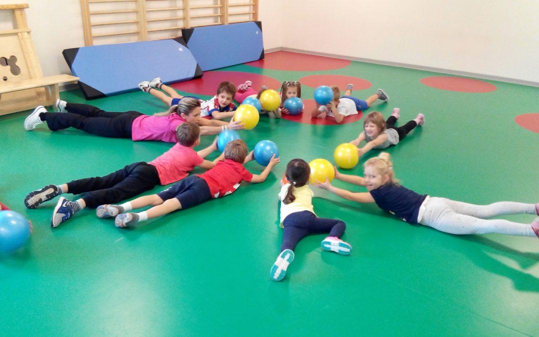 Sportski program u Dječjem vrtiću Lojtrica