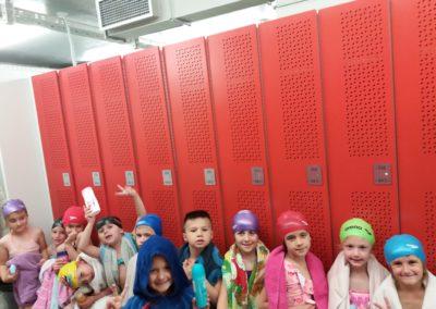 Djeca našeg vrtića u školi plivanja