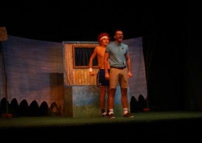 Predstava Grga Čvarak oduševila djecu