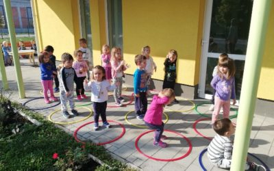 Obilježen Dan kretanja u Dječjem vrtiću Lojtrica