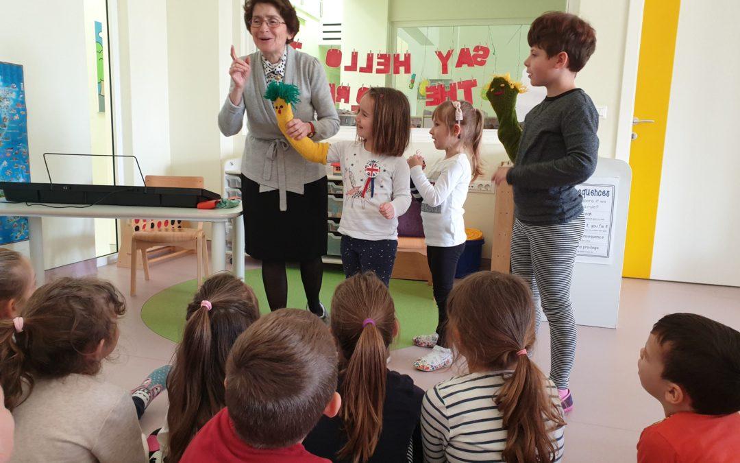 Susret djece s književnicom