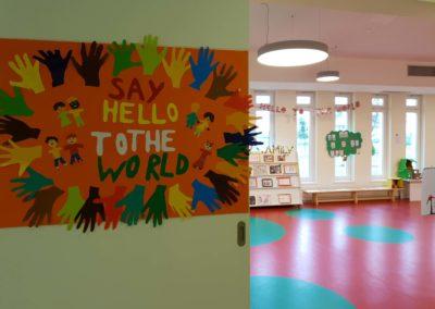 """Izložba projekta """"Say hello to the world"""""""