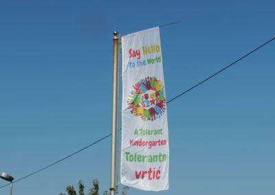 Dječji vrtić Lojtrica podignuo zastavu Tolerantni vrtić