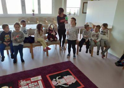 Suradnja engleske i Montessori skupine