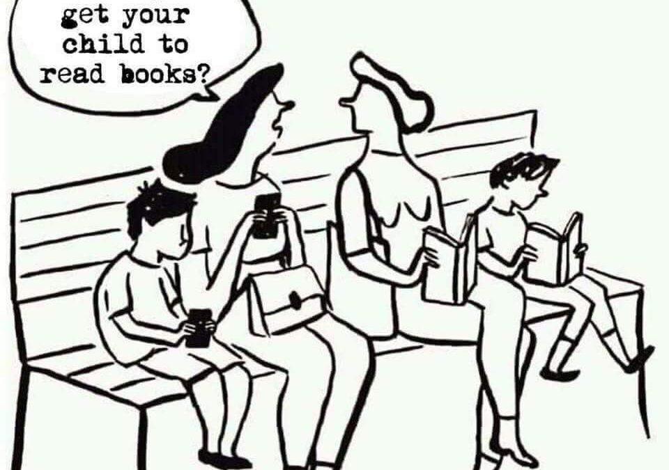 Zabavno je – čitaj mi!