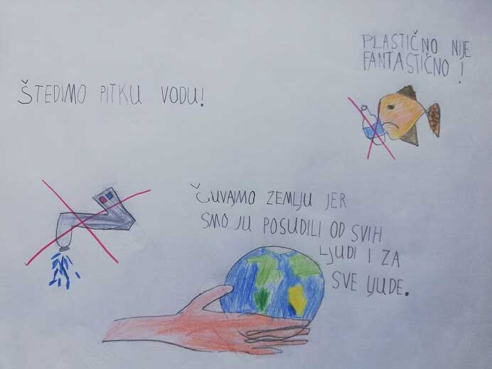 Kako smo obilježili Dan planeta Zemlje