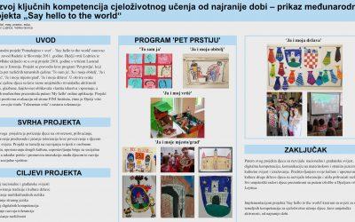 Dječji vrtić Lojtrica na međunarodno znanstvenoj konferenciji ACE (Arts, Creativity and Education)