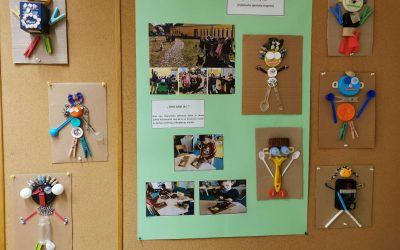 """Izložba dječjih radova """"Igrom i stvaralaštvom do ekološke svijesti"""""""
