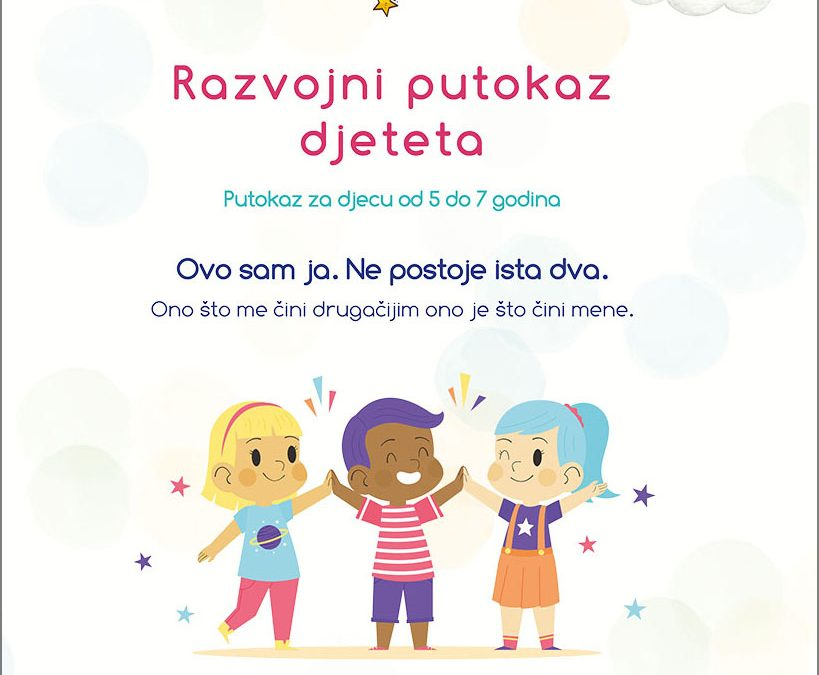 """Predstavljanje priručnika """"Razvojni putokaz djeteta"""""""